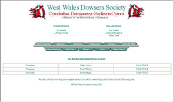 West Wales Dowsers Society